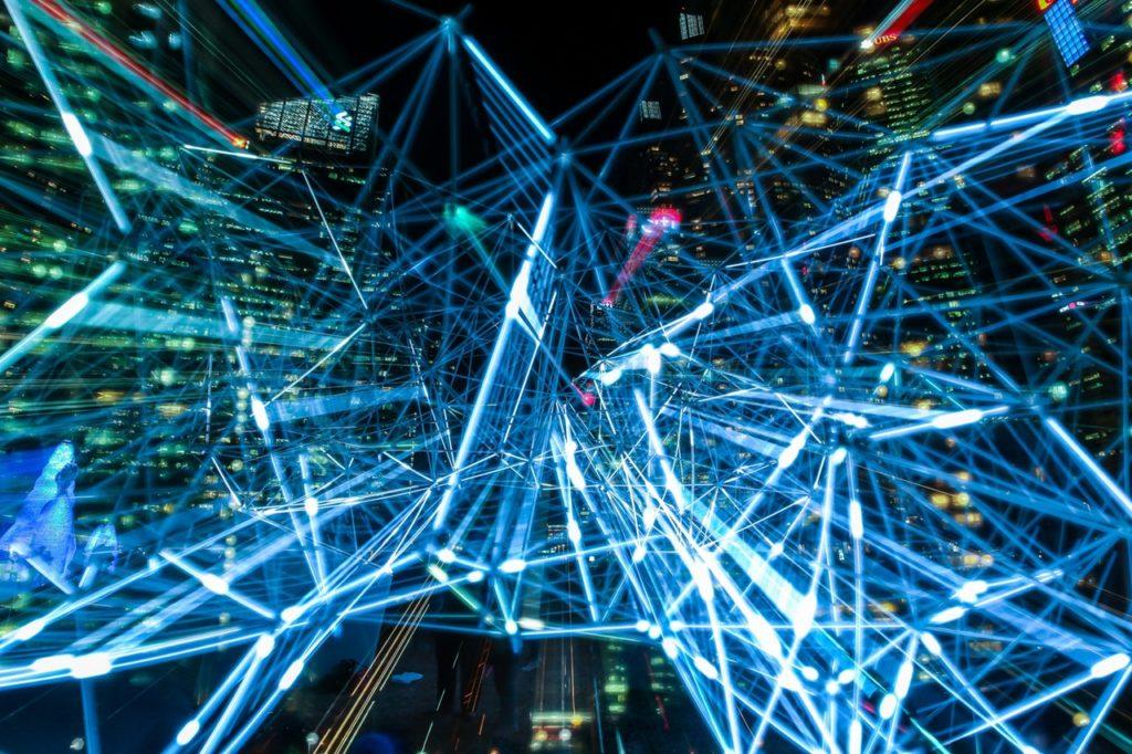 symbolisation du réseau et des liens