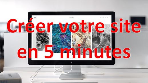 Créer un blog WordPress en moins de 5 min